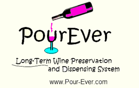Pour-Ever Wine Preservation and Dispensing